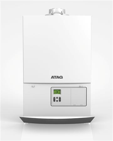 Afbeelding van ATAG I28EC CW4 met iCon wisselaar CV ketel