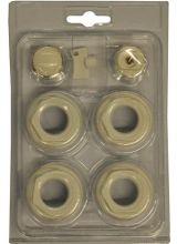 AluBasic radiator stoppen set
