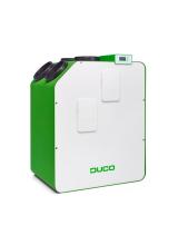 Duco WTW DucoBox Energy 400-1ZH links 400m³/h