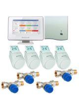 Honeywell evohome wifi 4-zone radiator opentherm inclusief TRV ventielen