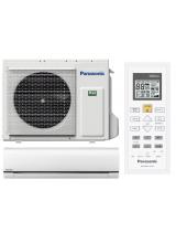 Split airco Panasonic FZ60-WKE 6,0kW (STEK nodig)