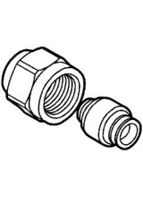 nl koppeling 20mm naar 22mm knel