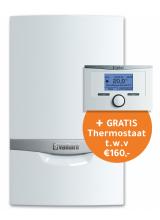 Aanbieding! Vaillant ecoTEC plus VHR 25-30 CW4 + gratis calormatic 350 OP=OP