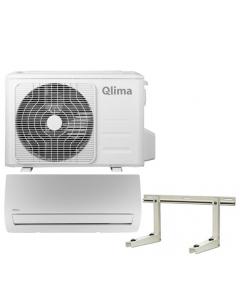 Qlima SC5232 split unit airco WiFi (snelkoppeling) 2.5kW