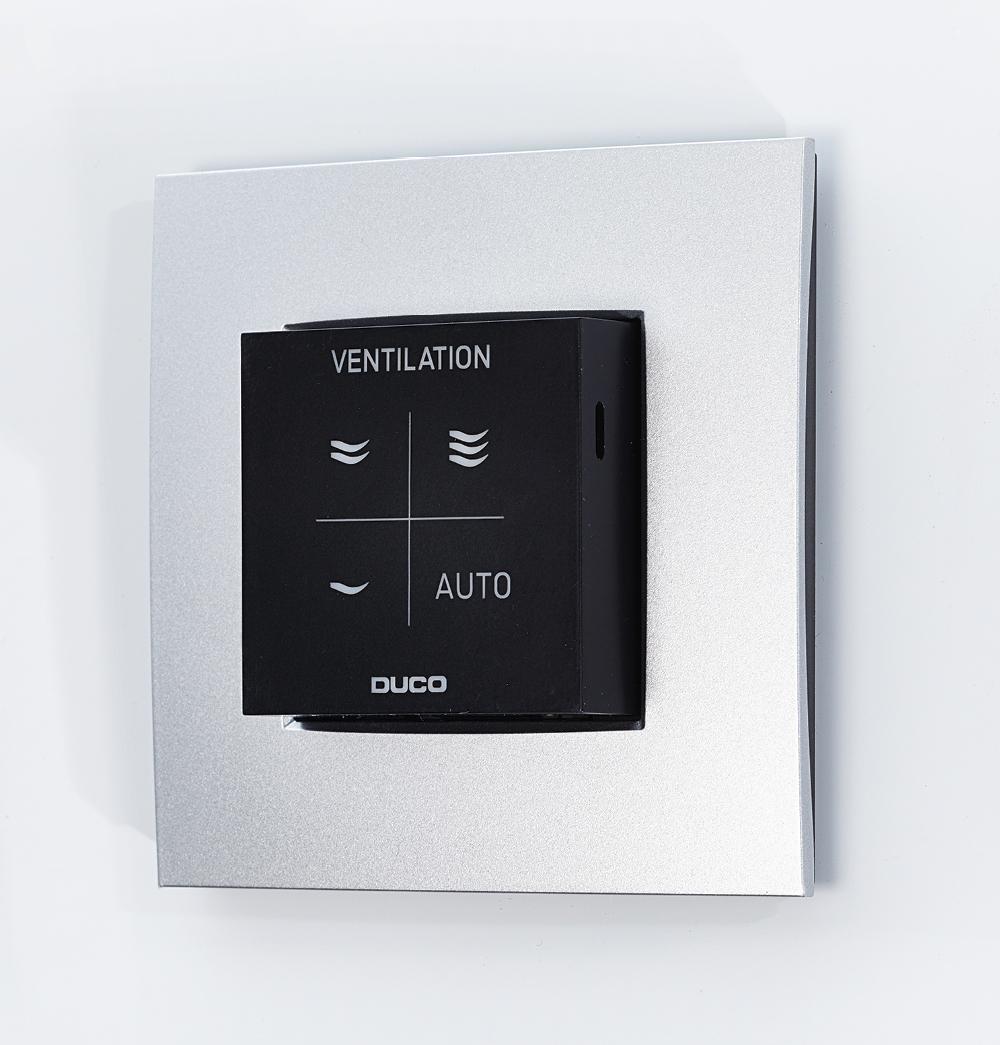 Afbeelding van Duco ventilatie schakelaar 4176 draadloos RF 230v
