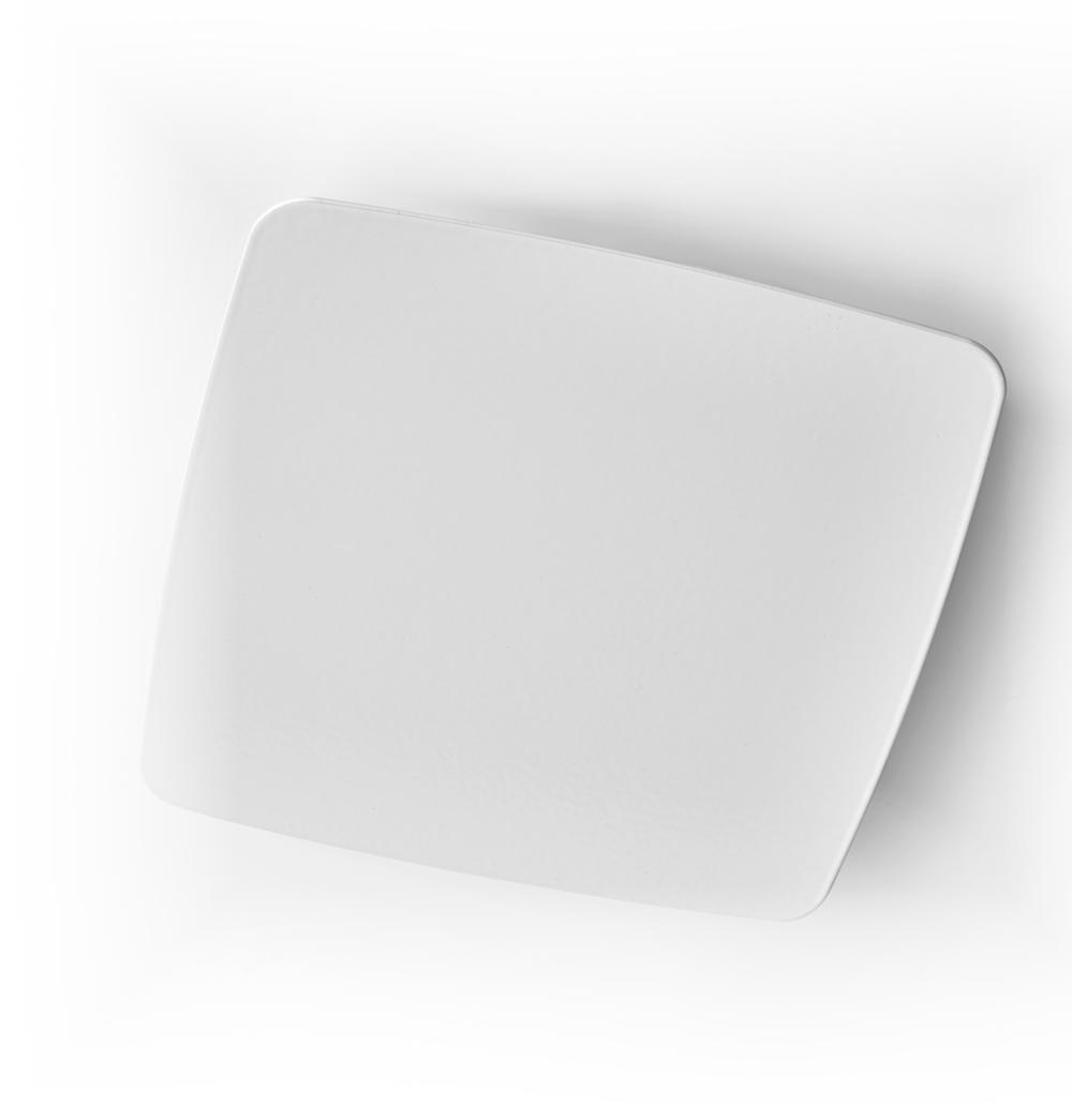 Afbeelding van Ducovent Design Vierkant luchtventiel Wit 125mm