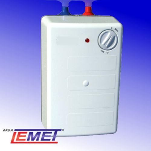 Afbeelding van Lemet Greenline 10Liter keukenboiler incl inlaatcombinatie 6 bar