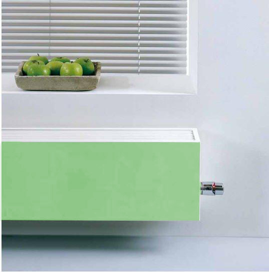 Jaga Jaga Mini Wand Convector, Type 20, 130 x 2800 Jaga Mini