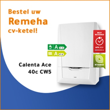 Remeha Calenta 40C ACE CW5