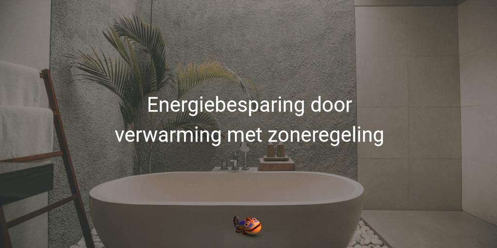 energiebesparing zoneregeling