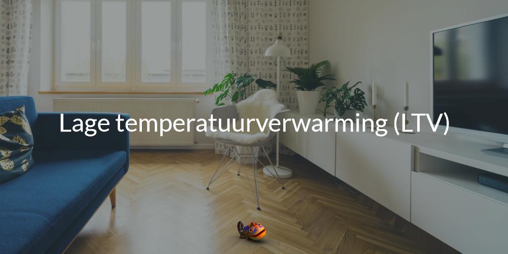 lage temperatuurverwarming ltv