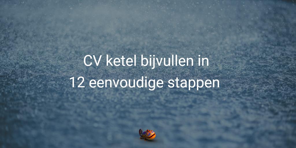 cv-ketel-bijvullen