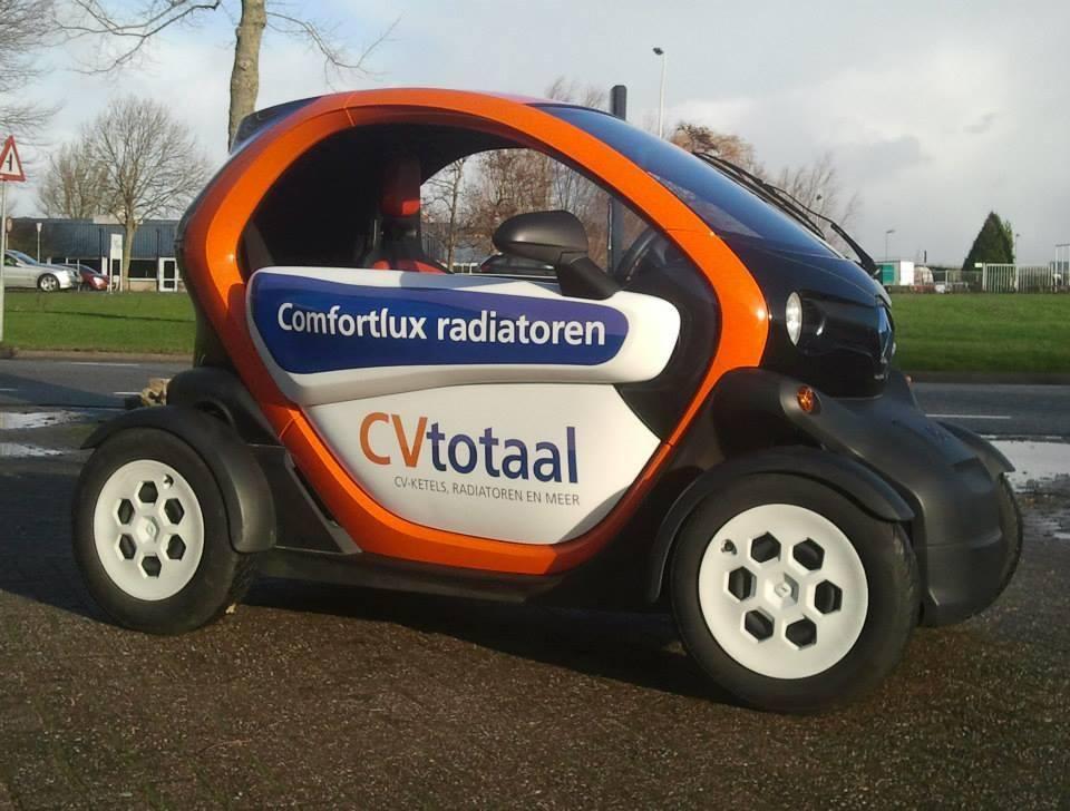 duurzaam vervoersmiddel van cvtotaal radiatoren