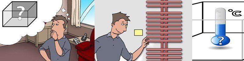 radiator berekenen