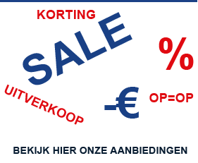 CVtotaal uitverkoop