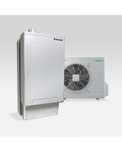 Daikin intergas hybride 36 eco warmtepomp cv-ketel