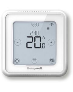 Honeywell Lyric T6 wifi thermostaat bedraad wit