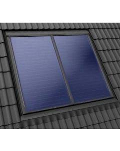 Nefit SolarLine indak 2V SCM3 2 collectoren/verticaal