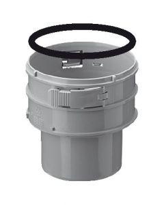 Burgerhout Flex Koppelstuk Spie-flex 80mm