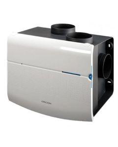 ventilatiebox met vochtsensor