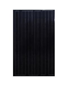 CSUN 275 WP mono zwarte panelen schuindak set 17 stuks