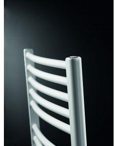 Brugman Ibiza Rondo verticale radiator type Handdoekradiator 1450 x 595