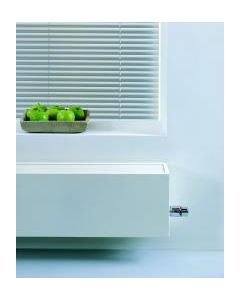 Jaga Mini Wand Convector, Type 09, 80 x 2000