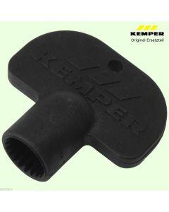 Buitenkraan sleutel Kemper Frosti