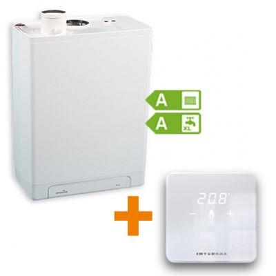 Intergas HRE 28/24 CW4 + gratis witte Comfort Touch