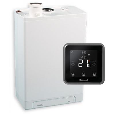 Intergas HRE 28/24 CW4 + gratis Honeywell Lyric bedraad zwart slimme thermostaat
