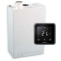 Intergas HRE 36/30 CW5 A-label + gratis Honeywell Lyric bedraad zwart slimme thermostaat